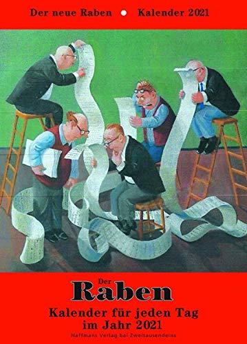 Der Raben-Kalender 2021