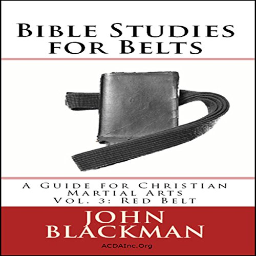 Bible Studies for Belts audiobook cover art