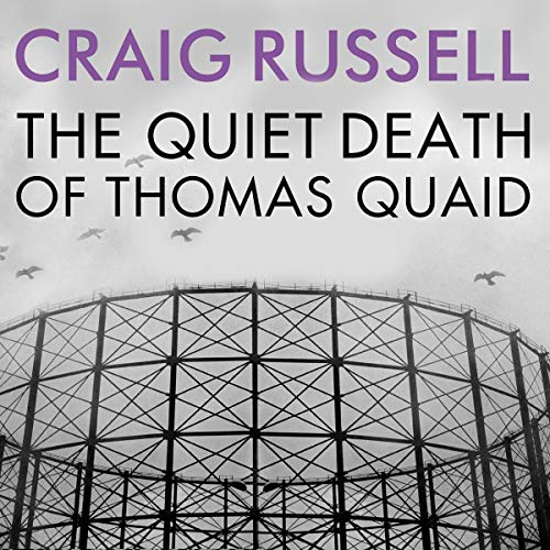 Couverture de The Quiet Death of Thomas Quaid