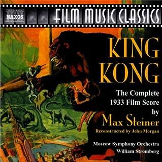 max steiner king kong score