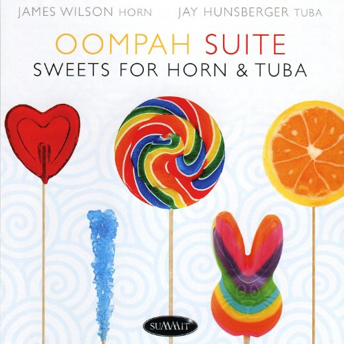 Bach: Oompah Suite for Tuba and Horn: V. Sicillian Canon