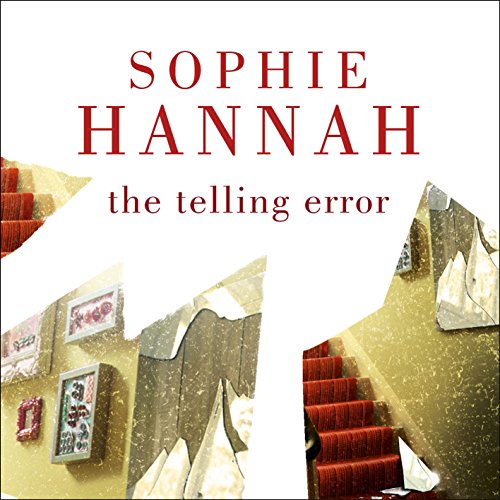 The Telling Error audiobook cover art