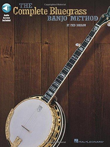 The complete bluegrass banjo method +cd