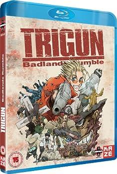 Trigun Movie  Badlands Rumble Blu-ray