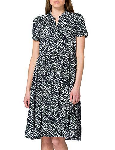 Esprit Maternity Dress wvn Nursing SS AOP Vestido, Black Ink-003, 40 para Mujer