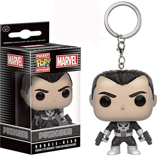 Pocket POP! Keychain: Marvel: Castigador
