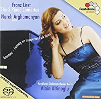 2 Piano Concertos by FRANZ LISZT (2012-10-30)