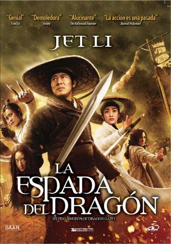 La espada del dragón [DVD]
