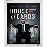 ハウス・オブ・カード 野望の階段 SEASON 1 Blu-ra...[Blu-ray/ブルーレイ]