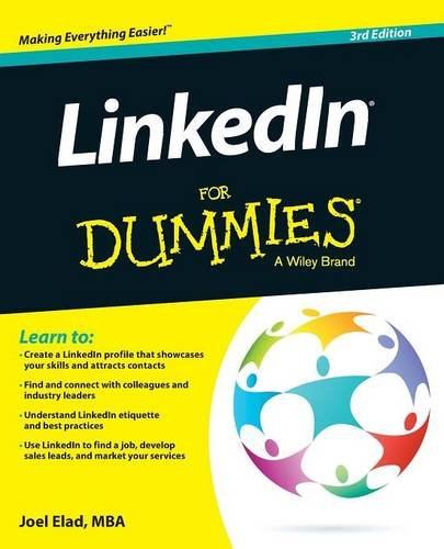 linked in for dummies - 5