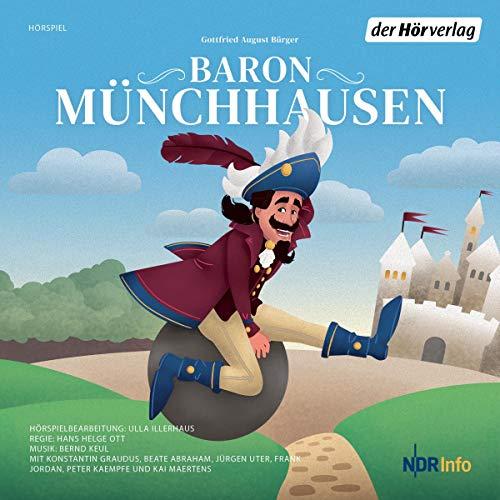 Page de couverture de Baron Münchhausen