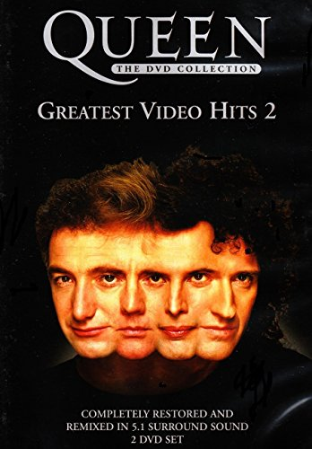 Queen : Greatest Video Hits - Vol.2 - Édition 2 DVD