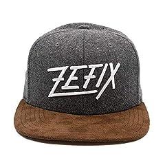 Zefix Dunkelgrau