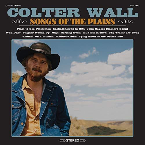 Songs of the Plains [Vinyl LP]