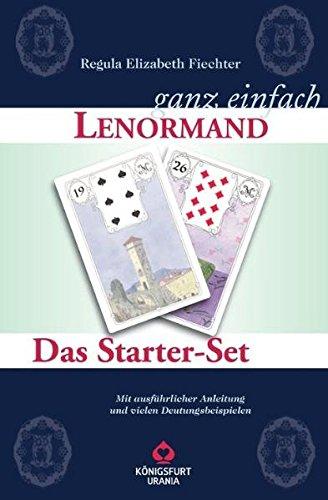 Lenormand - Ganz einfach: Das Starter-Set