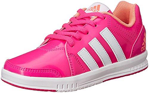 adidas Performance Unisex-Kinder LK Trainer 7 Laufschuhe, Pink (Shock Pink S16/Ftwr White/Sun Glow S16), 38 2/3 EU