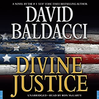 Divine Justice audiobook cover art