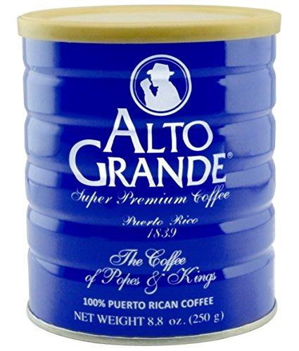 Alto Grande Super Premium Coffee Ground 8.8oz (1-Can)