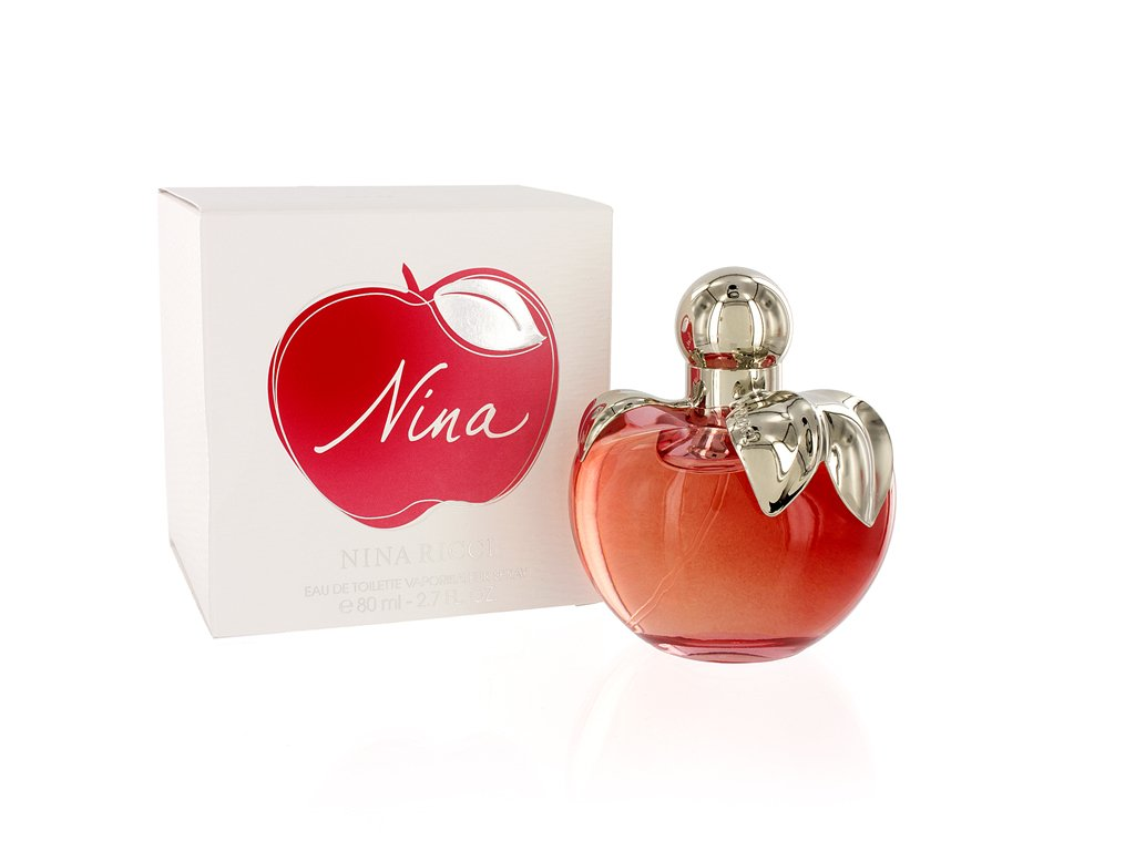 NINA perfume by Nina Ricci WOMEN'S EDT SPRAY 2.7 OZ