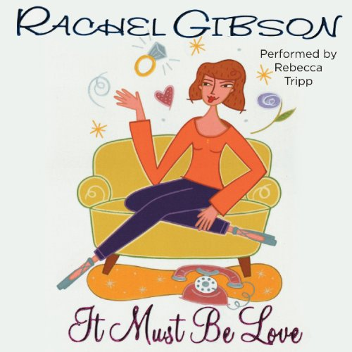 It Must Be Love  audiobook cover art