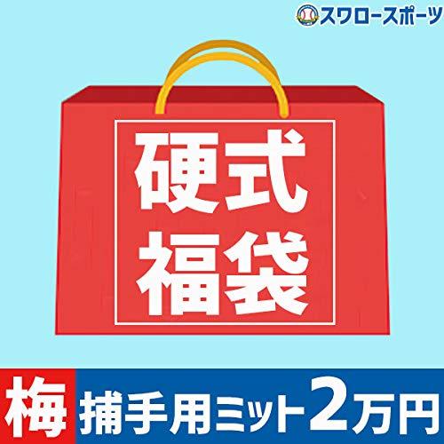 【梅】4.5〜6万円相当!スワロースポーツ 福袋 硬式 捕手用 キャッチャー グラブ ミット FUKU-SW 7 -