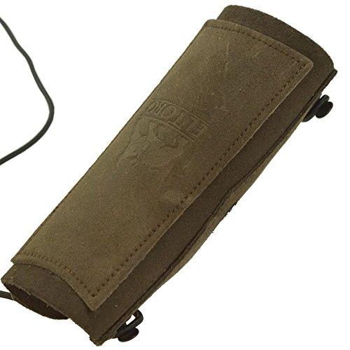 elToro Wild Queen - Armschutz   Farbe: Dunkelbraun; Zubehör für Bogenschießen, Pfeil und Bogen, Bogensport