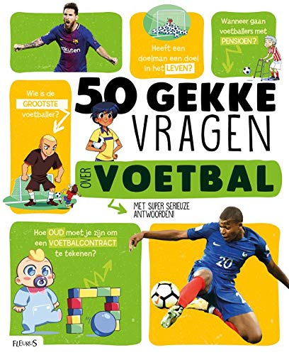50 gekke vragen over voetbal