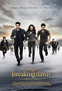Super Posters Twilight Breaking Dawn Part 2