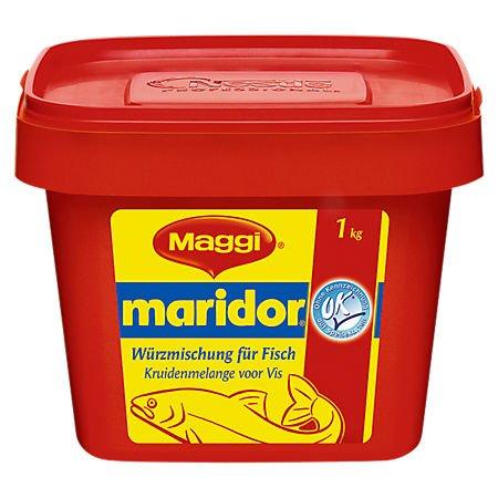 Maggi Maridor Würzmischung für Fisch 6x 1 kg