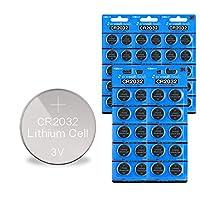 enevolt(basic) コイン電池 CR2032 H 240mAh リチウムコイン電池 3V 3R SYSTEMS 50個セット