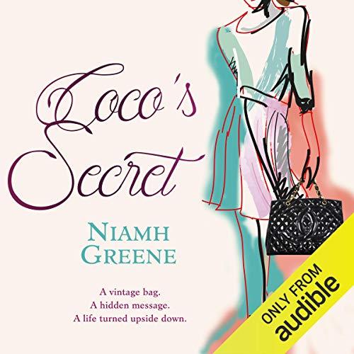 Coco's Secret audiobook cover art