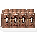 fairlife YUP! Low Fat, Ultra-Filtered Milk, 14 fl oz (Pack of 12) (Rich Chocolate)