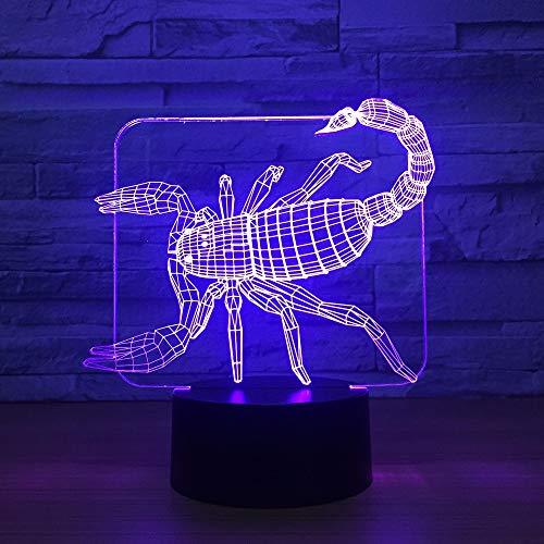Neue Würfel, Nachtlicht, Farbe, Inneneinrichtung, Atmosphäre, Nachtlicht, einzigartiges spezielles dekoratives Licht, holographische Lampe