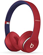 Beats Solo3 Wireless On-Ear Headphones – Beats Club Collection – Club Red