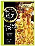 ハチ ハチ食品 クイックパスタ 高菜(60g)
