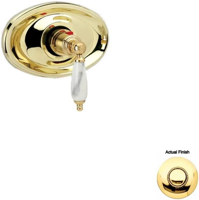 Popular Phylrich TH158B_007 - Carrara 3 4 White Max 42% OFF Marble Inch Thermostat