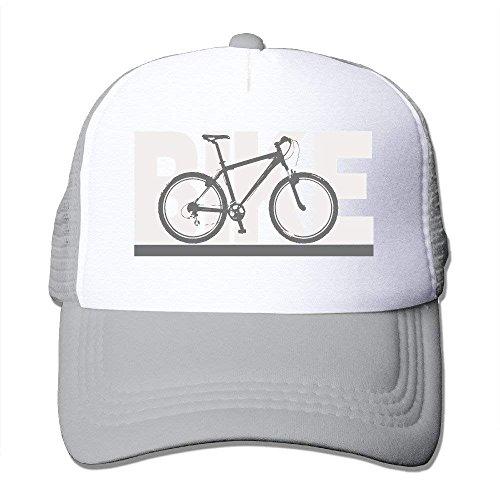 Emonye Mountain Bike Cycling Racing Mesh Trucker Hats Baseball Cap -5 Colors