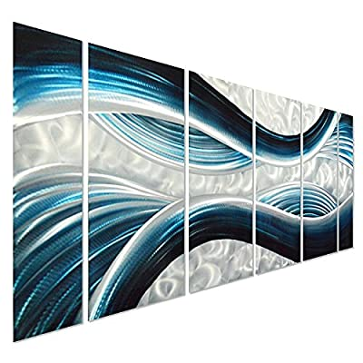 Desire Large Metal Wall Art and Sizes by Pure Art