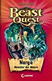 Beast Quest 15 - Narga, Monster der Meere - Adam Blade