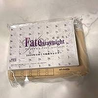Fatestay night Heaven's Feel 第2章 原画日めくりカレンダー 2020 コミケ C97 ufotable