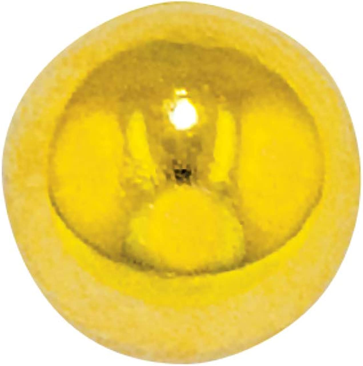 14K Ball Stud 6MM Yellow Gold