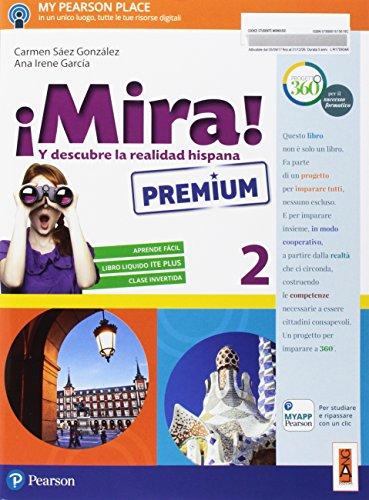 ¡Mira! Ediz. premium. Per la Scuola media. Con e-book. Con espansione online (Vol. 2)