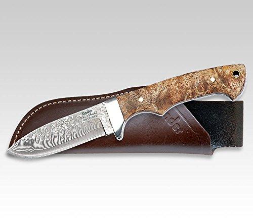 Jagdmesser, Damast rostfrei