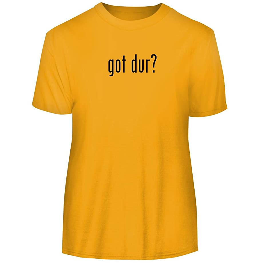 One Legging it Around got dur? - Men's Funny Soft Adult Tee T-Shirt