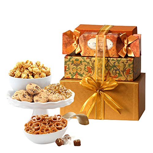 Broadway Basketeers Snackers Heaven Gift Tower