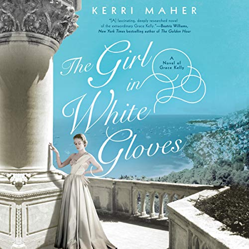 Page de couverture de The Girl in White Gloves