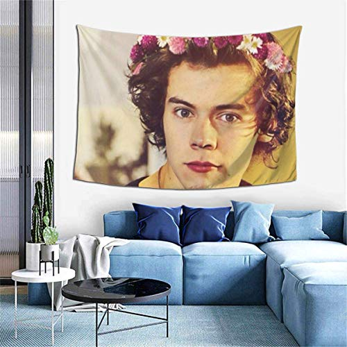 shenguang elasonn H-ARR-y Sty-le-s Colorful Durable Tapestry Resuable Wall Hanging Stylish Home Decorative Art 3D Print Wall Blankets for Dorm Living Room Bedroom Hotel 60'X40'