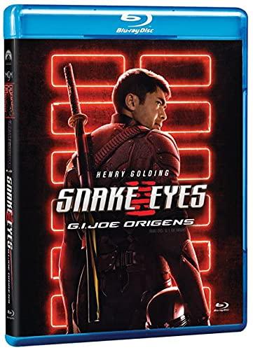 G.I. Joe Origens - Snake Eyes BD