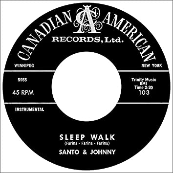 Sleepwalk (New Stereo Mix 2021)