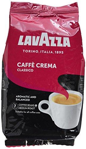 Lavazza Caffè Crema Classico , 1 kg Packung